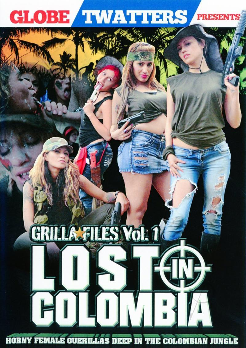 Grilla Files Vol 01 Lost In Colombia